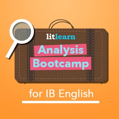 LitLearn analysis bootcamp