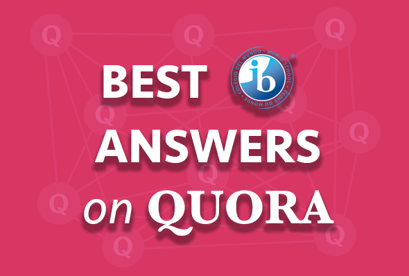 How to ace the IB with Jackson's top Quora answers